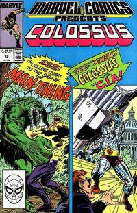 Cover Thumbnail for Marvel Comics Presents (Marvel, 1988 series) #12