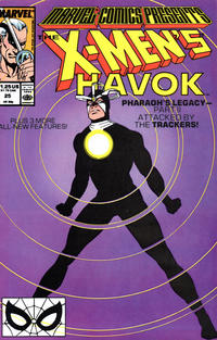Cover Thumbnail for Marvel Comics Presents (Marvel, 1988 series) #25