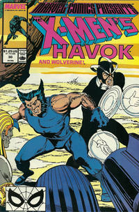 Cover Thumbnail for Marvel Comics Presents (Marvel, 1988 series) #30