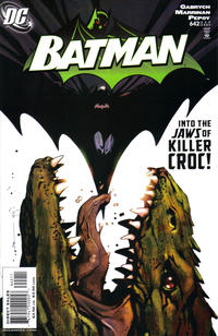 Cover Thumbnail for Batman (DC, 1940 series) #642