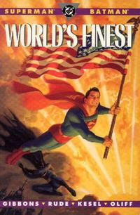 Cover Thumbnail for World's Finest (DC, 1992 series)