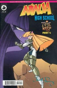 Cover Thumbnail for Ninja High School (Antarctic Press, 1994 series) #55