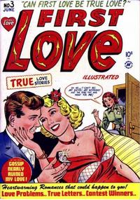 Cover Thumbnail for First Love Illustrated (Harvey, 1949 series) #3