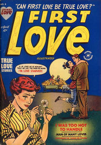 Cover Thumbnail for First Love Illustrated (Harvey, 1949 series) #8
