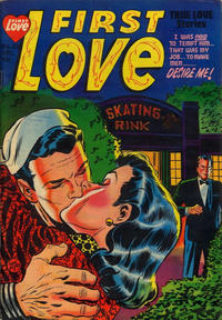 Cover Thumbnail for First Love Illustrated (Harvey, 1949 series) #35