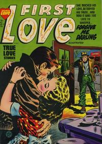 Cover Thumbnail for First Love Illustrated (Harvey, 1949 series) #42