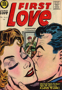Cover Thumbnail for First Love Illustrated (Harvey, 1949 series) #61