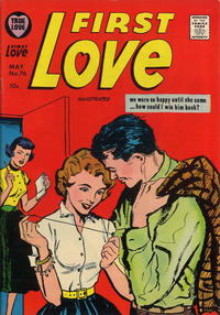 Cover Thumbnail for First Love Illustrated (Harvey, 1949 series) #76