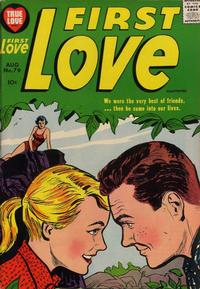 Cover Thumbnail for First Love Illustrated (Harvey, 1949 series) #79