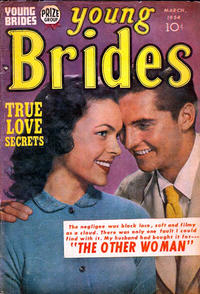 Cover Thumbnail for Young Brides (Prize, 1952 series) #v2#7 [13]