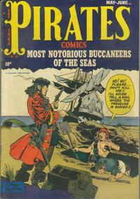 Cover Thumbnail for Pirates Comics (Hillman, 1950 series) #v1#2