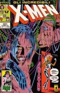 Cover Thumbnail for Gli Incredibili X-Men (Edizioni Star Comics, 1990 series) #27