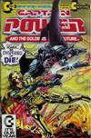 Cover for Captain Power and the Soldiers of the Future (Continuity, 1988 series) #2 [Direct Edition]