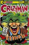 Cover for Crazyman (Continuity, 1992 series) #1