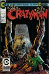 Cover for Crazyman (Continuity, 1992 series) #2