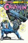 Cover for Crazyman (Continuity, 1992 series) #3