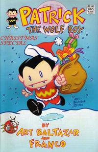 Cover Thumbnail for Patrick the Wolf Boy: Christmas Special 2000 (Blindwolf Studios / Electric Milk Comics, 2000 series)