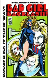 Cover Thumbnail for Bad Girl Backlash! (AC, 1995 series) #1