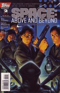 Cover Thumbnail for Space: Above and Beyond (Topps, 1996 series) #2