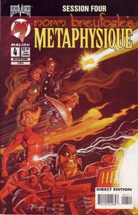 Cover Thumbnail for Metaphysique (Malibu, 1995 series) #4