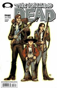 Cover Thumbnail for The Walking Dead (Image, 2003 series) #3