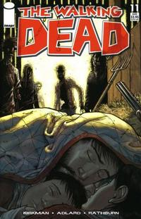 Cover Thumbnail for The Walking Dead (Image, 2003 series) #11