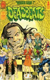 Cover Thumbnail for Deadbeats (Claypool Comics, 1993 series) #9