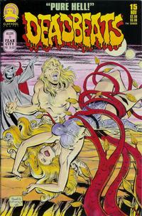 Cover Thumbnail for Deadbeats (Claypool Comics, 1993 series) #15