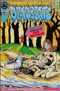 Cover Thumbnail for Deadbeats (Claypool Comics, 1993 series) #24