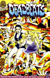 Cover for Deadbeats (Claypool Comics, 1993 series) #31