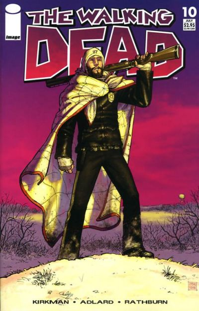 Cover for The Walking Dead (Image, 2003 series) #10