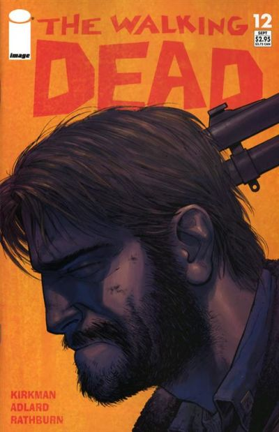 Cover for The Walking Dead (Image, 2003 series) #12