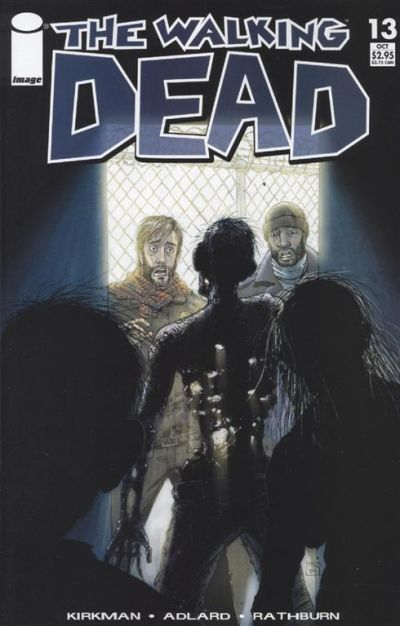Cover for The Walking Dead (2003 series) #13