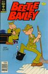 Cover for Beetle Bailey (Western, 1978 series) #120 [Gold Key]