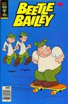 Cover for Beetle Bailey (Western, 1978 series) #121