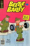 Cover for Beetle Bailey (Western, 1978 series) #126 [Gold Key]