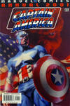 Cover for Captain America 2001 (Marvel, 2001 series) #[nn]
