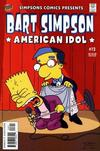 Cover for Simpsons Comics Presents Bart Simpson (Bongo, 2000 series) #12