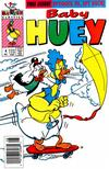 Cover for Baby Huey (Harvey, 1991 series) #4
