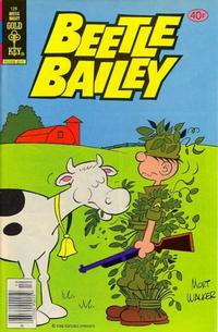 Cover Thumbnail for Beetle Bailey (Western, 1978 series) #129