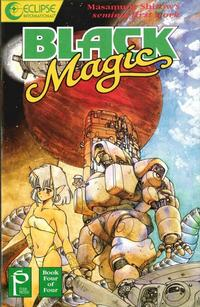 Cover for Black Magic (1990 series) #4