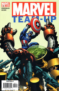Cover Thumbnail for Marvel Team-Up (Marvel, 2005 series) #20