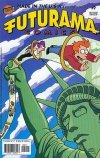 Cover Thumbnail for Bongo Comics Presents Futurama Comics (Bongo, 2000 series) #9