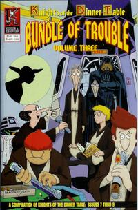 Cover Thumbnail for Knights of the Dinner Table: Bundle of Trouble (Kenzer and Company, 1998 series) #3