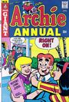 Cover for Archie Annual (Archie, 1950 series) #26