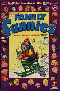 Cover Thumbnail for Family Funnies (Harvey, 1950 series) #6