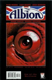 Cover for Albion (2005 series) #3