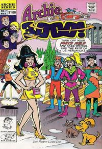 Cover Thumbnail for Archie 3000 (Archie, 1989 series) #7 [Direct]