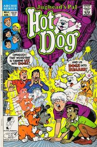 Cover Thumbnail for Jughead's Pal Hot Dog (Archie, 1990 series) #4