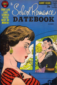 Cover Thumbnail for Hi-School Romance Datebook (Harvey, 1962 series) #1